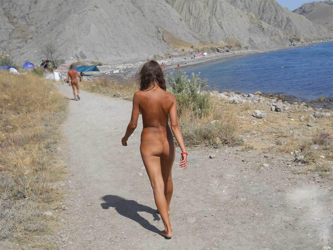 Нудисты Крыма Видео
